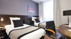 Kyriad Paradis **** | City Center of Marseille – The Classic rooms